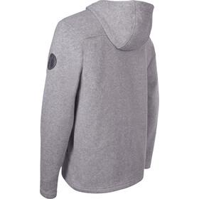 Elkline Lagerfeuer Fleece Jacket Herren greymelange